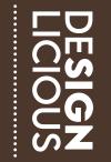 Logo designlicious brown